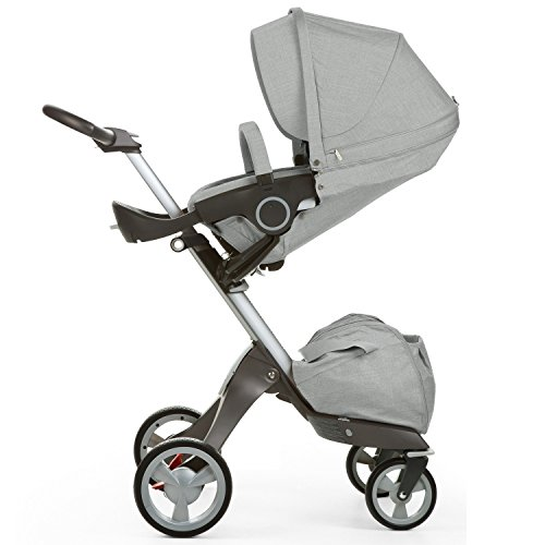 tokke's Xplory is, so far one of the most ergonomically designed strollers