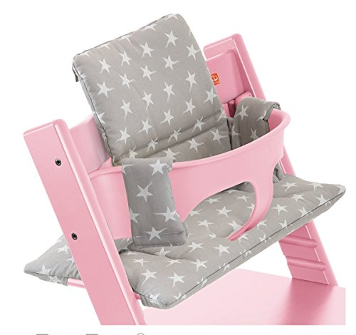 Pink Stokke Tripp Trapp High Chair
