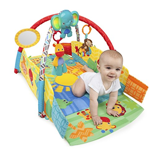 Bright Starts baby learning toy