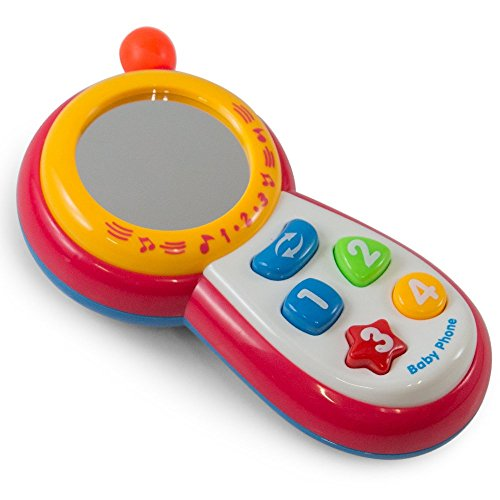 KidsThrill Baby Toy Cellphone