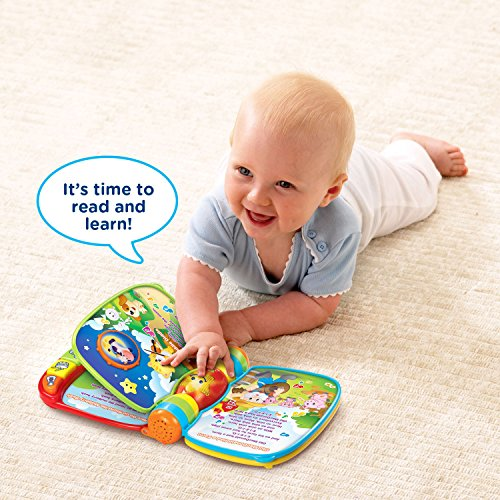 VTech Musical Rhyme Book baby learning toy