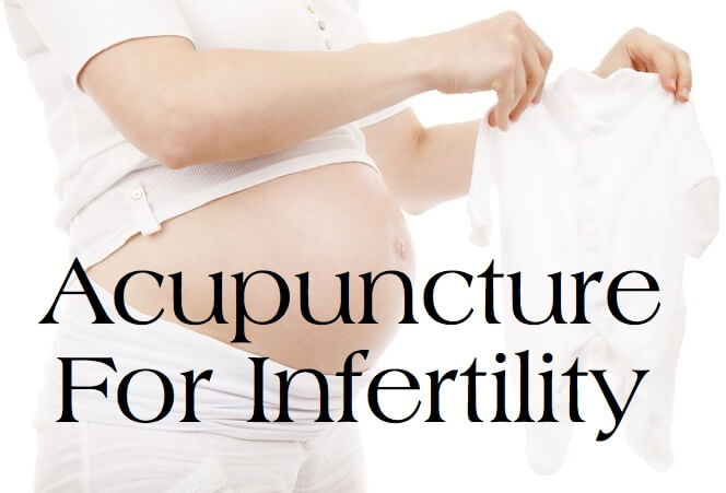 ACUPUNCTURE FOR CONCEPTION