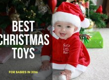 BEST CHRISTMAS TOYS FOR BABIES IN 2016