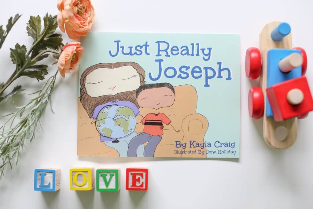 Just Really Joseph Book