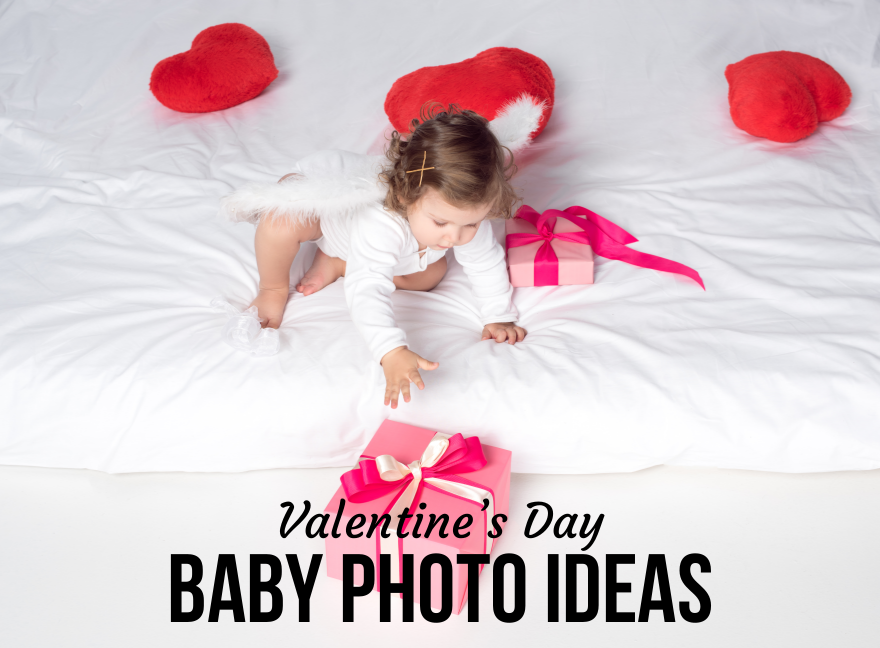 Valentine's Day Baby Photo Ideas