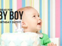 IDEAS FOR BABY BOY FIRST BIRTHDAY OUTFIT