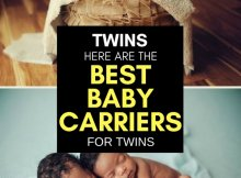 TWINS - HERE ARE THE BEST BABY CARRIERS FOR TWINS