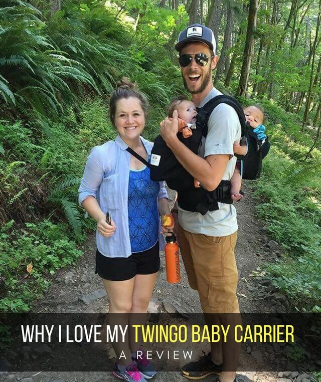 WHY I LOVE MY TWINGO BABY CARRIER- A REVIEW