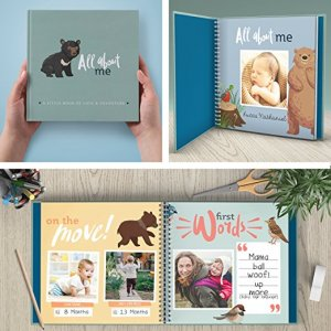 Ideas for all about be scrap book