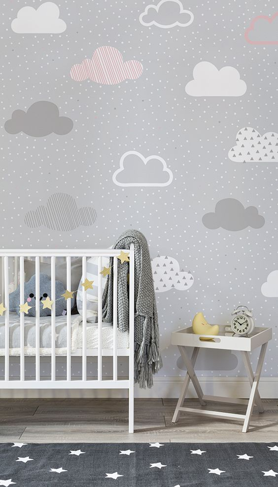 Baby Girl Nursery Ideas.
