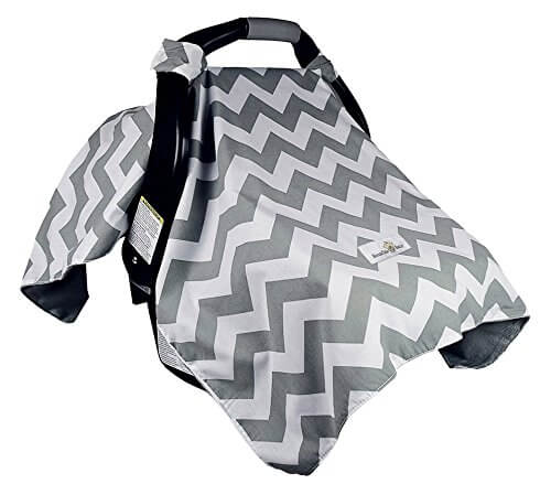 Bonafide Baby Car Seat Cover