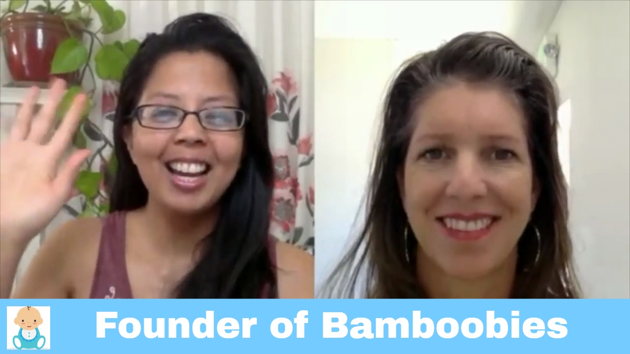 Interview with Kerry Gilmartin, Founder of Bamboobies