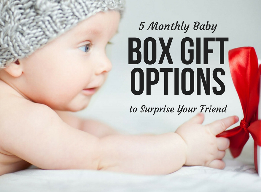 5 Monthly Baby Box Gift Options To Surprise Your Friend