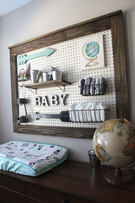 DIY Baby Room Decoration Ideas