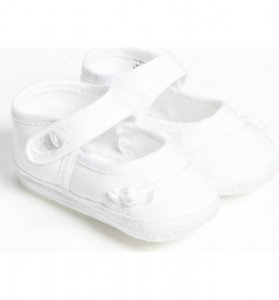Baby Shoes (White)