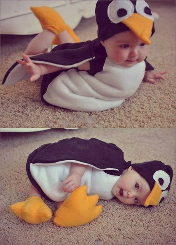 Baby, Costume, Halloween, Holiday