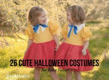 26 Cute Halloween Costumes for Baby Twins