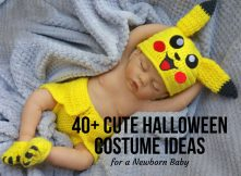 40+ Cute Halloween Costume Ideas for a Newborn Baby