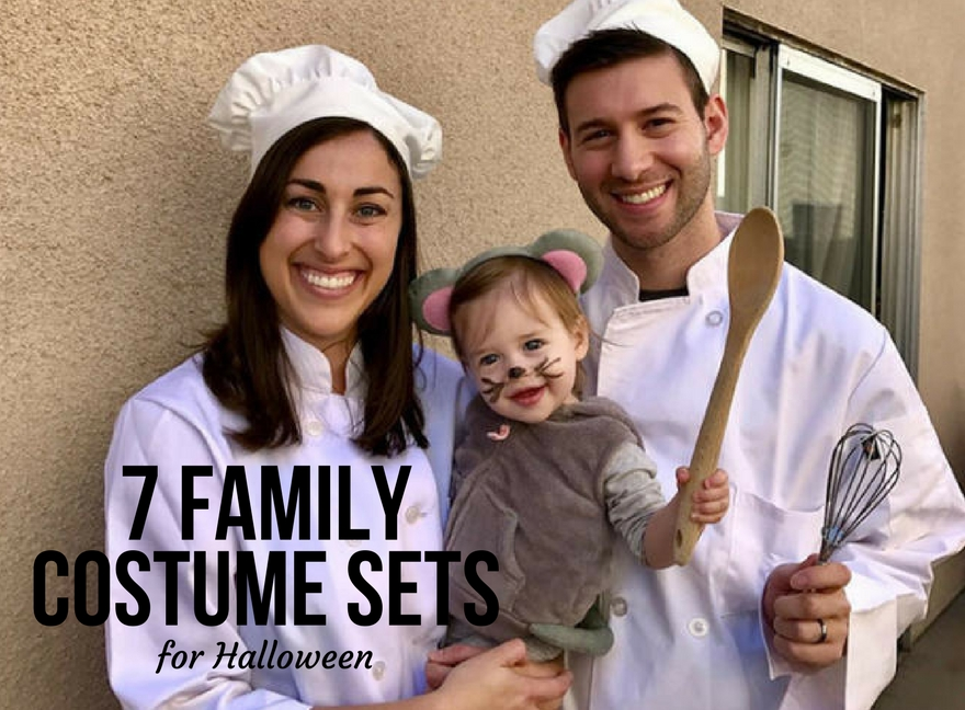 7 Family Costume Sets for Halloween (1)
