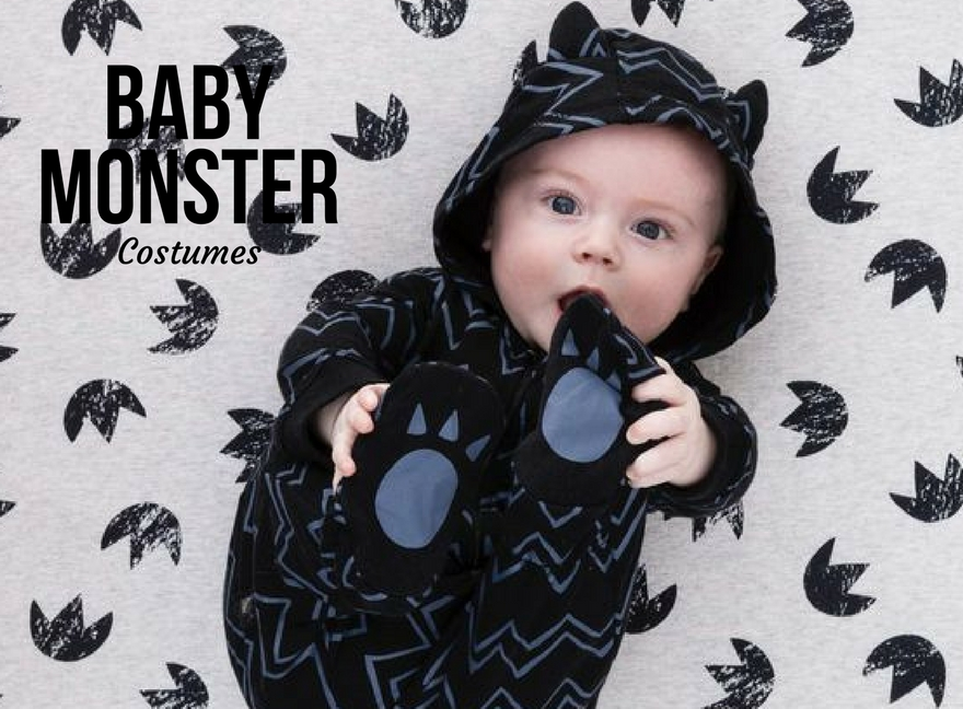 Baby Monster Costumes