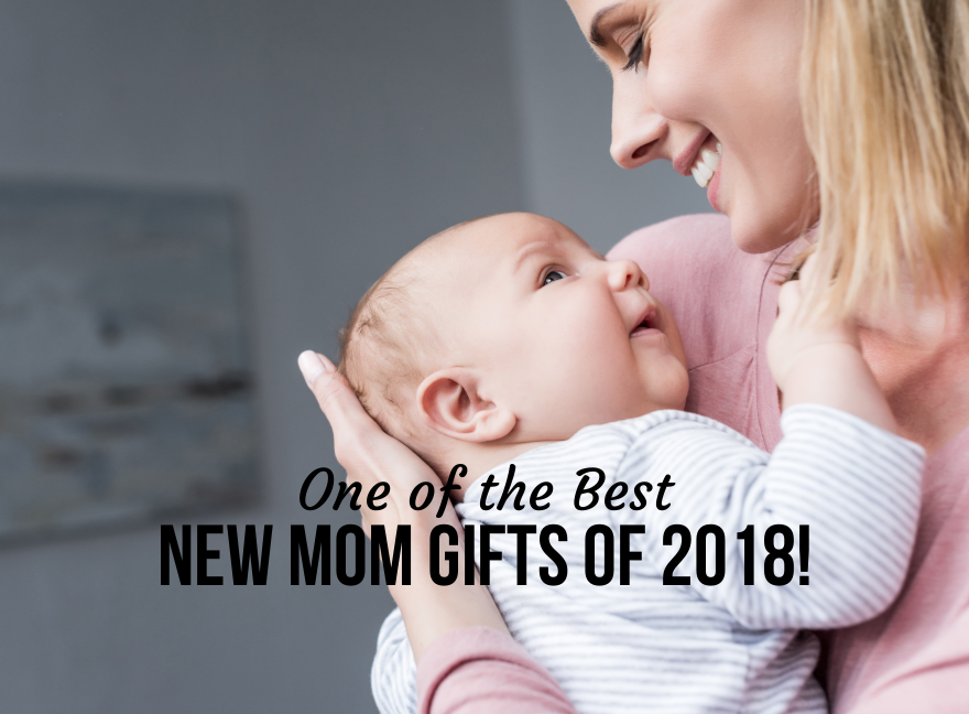 One of the Best New Mom Gifts of 2018!